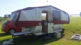 Coway Trailer Tent