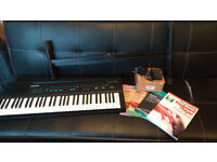 Keyboard with stand and accessories £65 ono