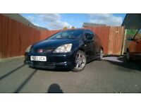 HONDA CIVIC TYPE R TIMING CHAIN CHANGED FSH LOW OWNERS