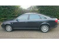Audi a6 2.5cc 180 hp 2000 left hand