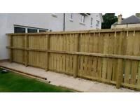 Fencing / Decking / Garden Buildings