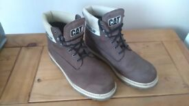 size 11 CAT boots