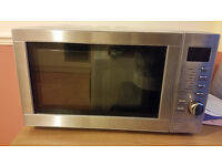 Tesco MG208 Microwave Oven with Grill