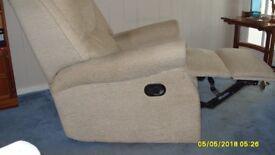 Mechanical Reclining Armchair