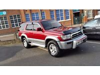 ***TOYOTA HILUX SURF LIMITED FOR SALE***