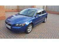 Vovlo s40 2005 1.6d full service history 110k only px 320d a3 a4 golf leon astra c class civic vrs