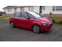 Citroen C4 Picasso Exclusive 2.0 Blue HDI - Excellent Condition. Pefect Family car.