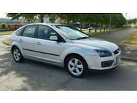 2006/56 Ford Focus 1.6. 5dr. Low 65,000 miles. Full 12 Month  MOT.  civic megane almera