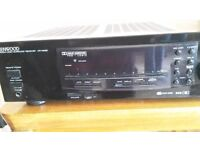 Kenwood Audio /Visual Amplifier and Receiver