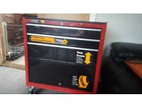 Halfords Professional tool chest