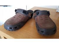Mens Yukon CROC Shoes - Espresso