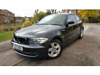 BMW 1 series 118D 3dr SE Manual Black