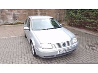 Automatic 2003 VW Bora SE 1.6 Petrol Good Condition Service History Alloy wheels