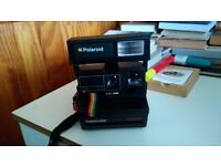 Polaroid 635 CL Supercolor Instant camera Excellent Condition