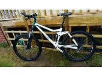Kona Full Sus Mountain Bike