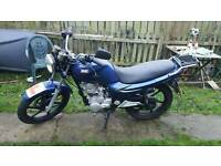 125cc motorcycle great learner bike