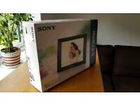 "10.4"" Digital Photo Sony S Frame"