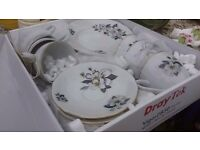 vintage tea set 18 pieces