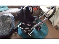 Mothercare expedior pushchair for sale. In good condition.