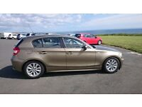 BMW 1 Series 118d Diesel, full leather seats, new sports suspensions, low mileage, Swap/PX