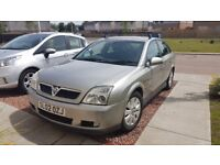 Vauxhall Vectra 1.8 2002
