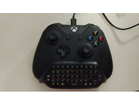 XBox1 Controller + Chatpad