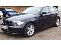 2007 57 BMW 118D SE 2.0 BLUE MOT 10/17 DIESEL(CHEAPER PART WELCOME)