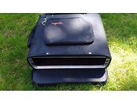 2U Slider Rack mount gig bag in excellent condition