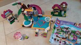 LEGO Friends 41008: Heartlake City Pool