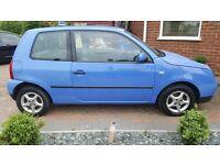 VW Lupo 1.0 Blue