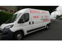 CHEAP HONEST MAN WITH BIG VAN. SHORT NOTICE WELCOME 24/7