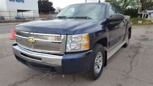 2009 Chevrolet Silverado 1500 LS |Accident Free|Low Kms|6 Passen