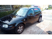 VW Golf MK4 £450 OFFERS WELCOME SHORT MOT some work needed otherwise a great runner