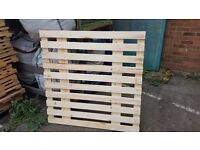brand new wooden pallets for sale