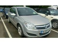 AUTOMATIC**59 REG**VAUXHALL ASTRA DESIGN AUTO**1796cc**5 DOOR**SERVICE HISTORY**HALF LEATHER**ALLOYS