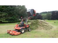 Grass Cutting Service Available - Large Ride on Mower in Tain and Surrounding Area's