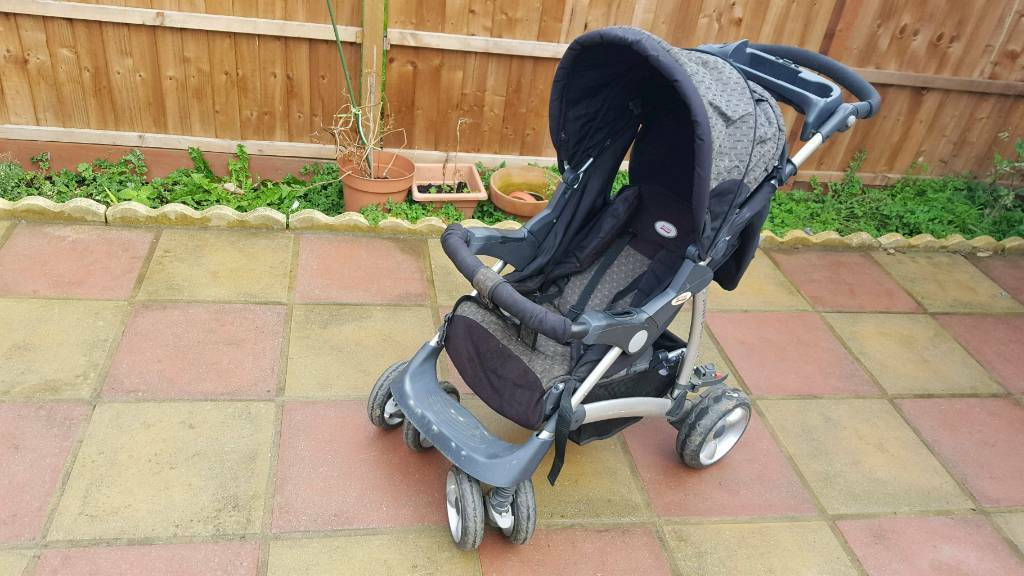 Britax Buggy / Pram (Used)