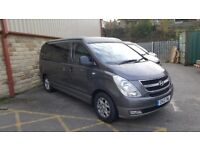 HYUNDAI I800 iCamper by Wellhouse, 2.5TD 168ps, Euro 5, 5 speed Automatic