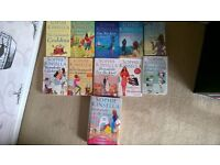 Set of 11 Sophie Kinsella books, in immaculate condition.