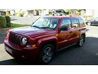 2008 Jeep Patriot Limited CRD Immaculate