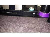 Blu-ray 3D soundhub home theatre HTS4282