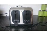Brand new toaster.(never used)