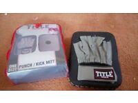 punch and kick