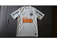 Santos 100 Year Centenary Shirt 2012 Neymar #11 (New w/o Tags)