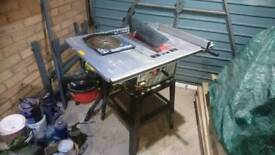 Performance table saw 254mm