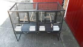 metel 2 breeding cage
