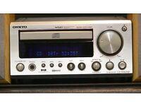 onkyo cr505 dab receiver