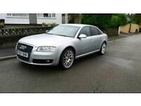 Audi a8 3.0tdi quattro remap swap perfect condition
