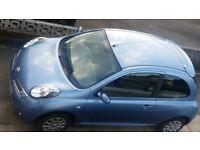 2008 Nissan Micra 1.2 16v Acenta ONLY 40000 MILES