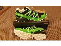11.5 Salomon Speedcross 3 Mens Running Shoes (NEW)